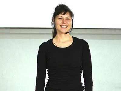 Laura Wolff – Modern Technik